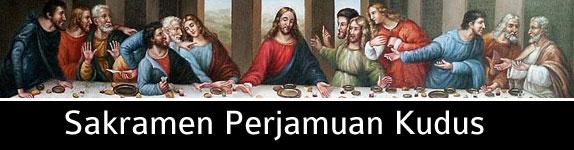 Sakramen Perjamuan Kudus