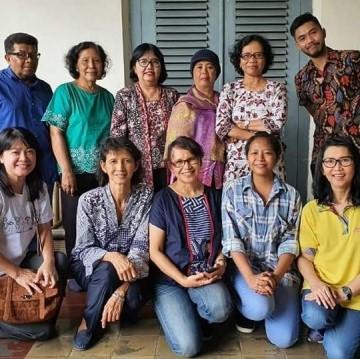 Mengunjungi Komunitas Kanker di GKJ Salatiga